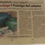 articolo giornale di brescia