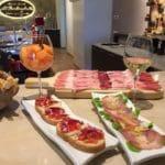 aperitivi con salumi alberlinghetto, degustazione, areadegustazione