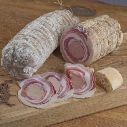 Pancetta con Filetto
