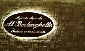 azienda agricola al berlinghetto logo