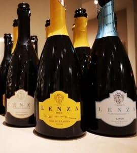 serata evento Lenza