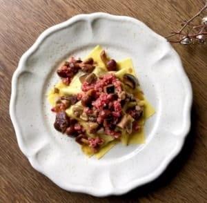 lasagne con cotechino