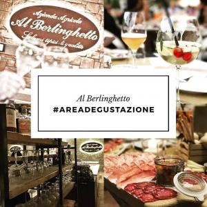 RIAPERTURA #AREADEGUSTAZIONE @ AZ. AGR. AL BERLINGHETTO   Berlinghetto   Lombardia   Italia